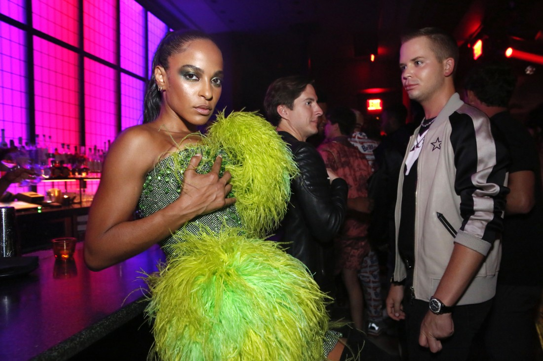 After Party@The Blonds NYFW SS2020 photo by Cheryl Gorski 172