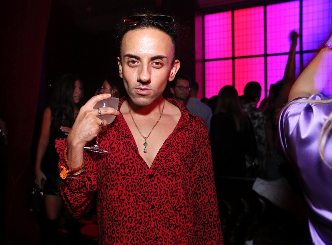 After Party@The Blonds NYFW SS2020 photo by Cheryl Gorski 23