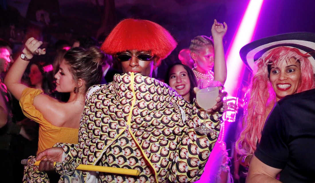 After Party@The Blonds NYFW SS2020 photo by Cheryl Gorski 51