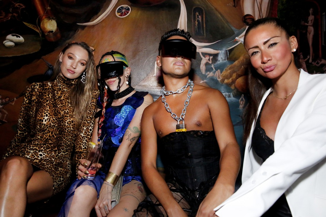 After Party@The Blonds NYFW SS2020 photo by Cheryl Gorski 84