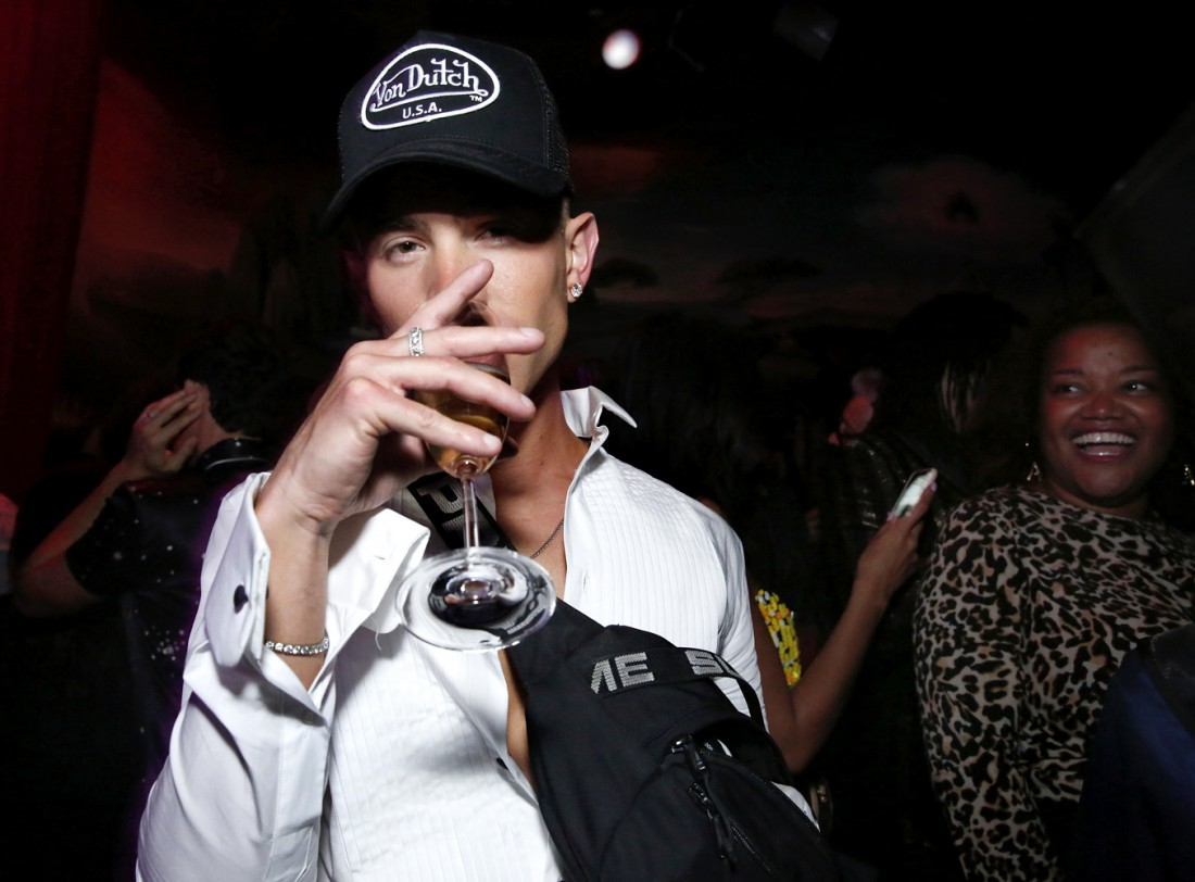After Party@The Blonds NYFW SS2020 photo by Cheryl Gorski 88