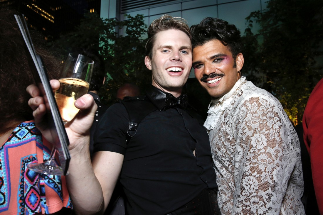 After Party@The Blonds NYFW SS2020 photo by Cheryl Gorski 97