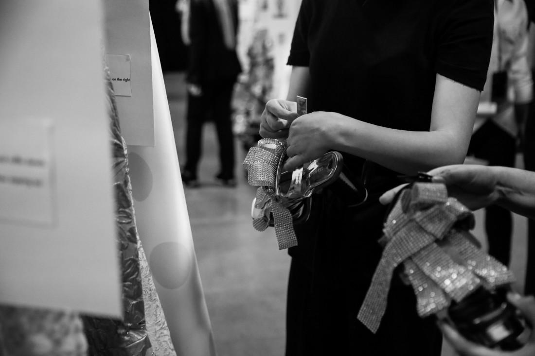 Backstage@ Son Jung Wan NYFW SS2020 Photo By Marisa Pena 2