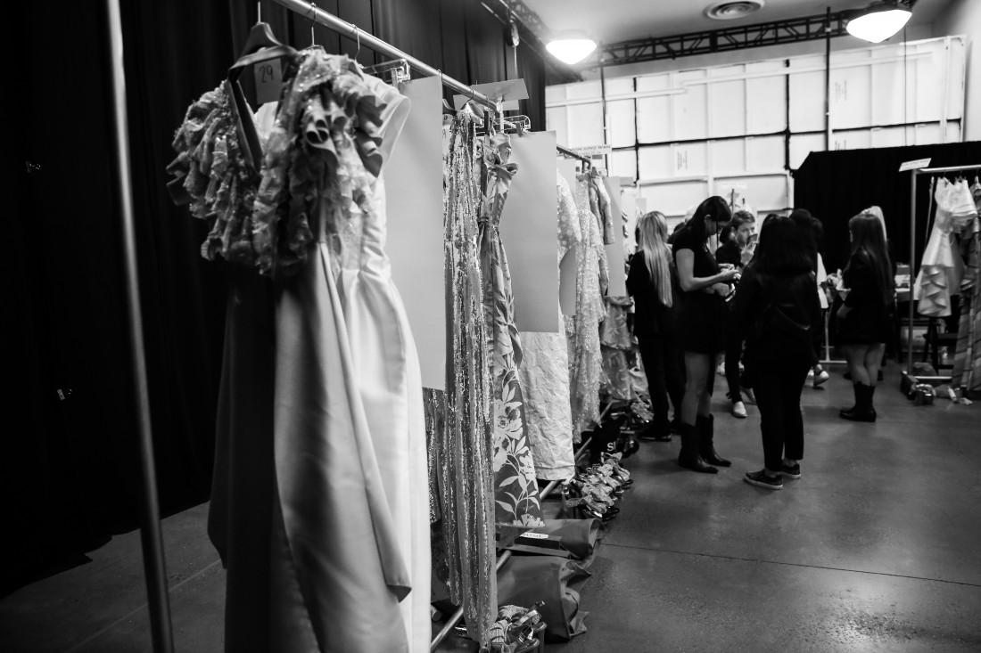 Backstage@ Son Jung Wan NYFW SS2020 Photo By Marisa Pena 4