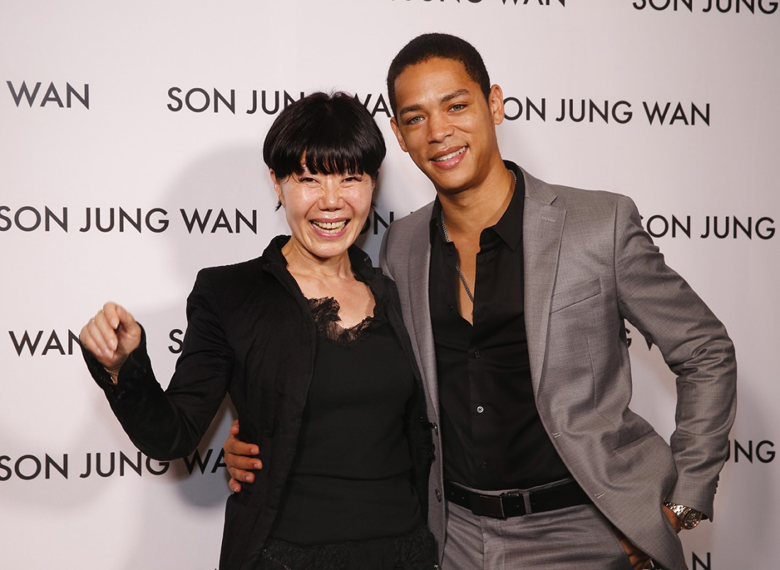 Bakstage@ Son Jung Wan NYFW SS2020 Photo By Cheyl Gorski 1