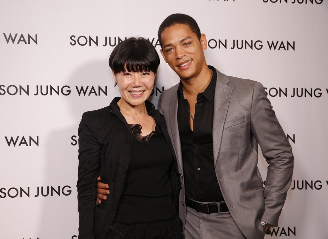 Bakstage@ Son Jung Wan NYFW SS2020 Photo By Cheyl Gorski 2