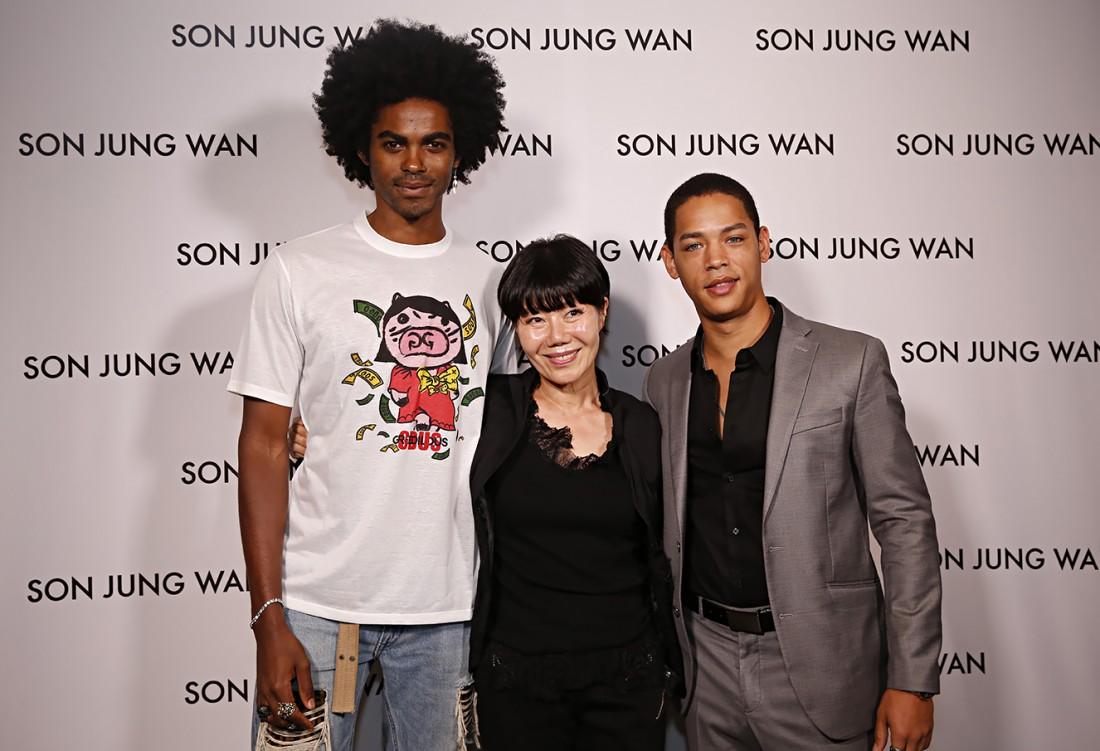 Bakstage@ Son Jung Wan NYFW SS2020 Photo By Cheyl Gorski 3