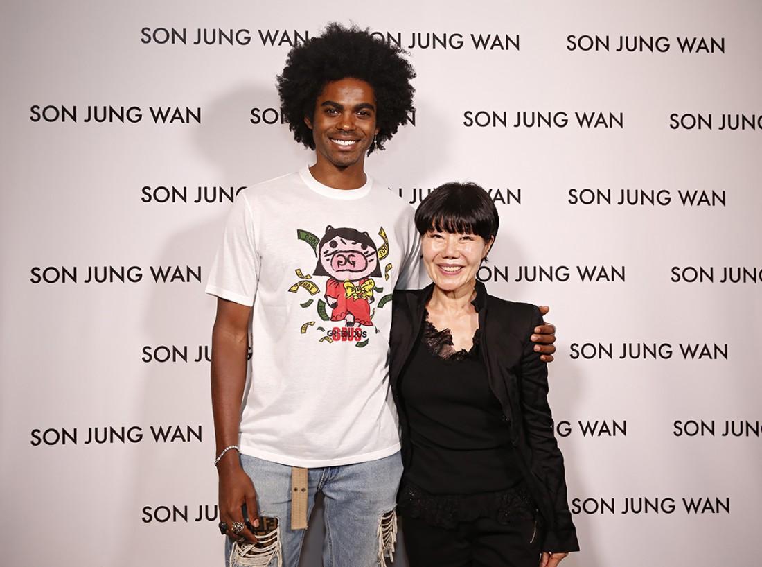 Bakstage@ Son Jung Wan NYFW SS2020 Photo By Cheyl Gorski 4
