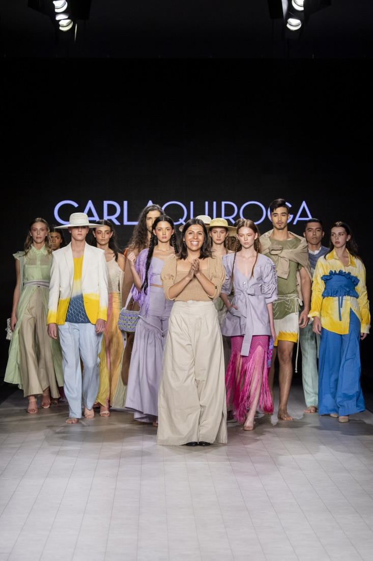 Carla Quiroga Vancouver SS2020 photo by IMAXTree 33
