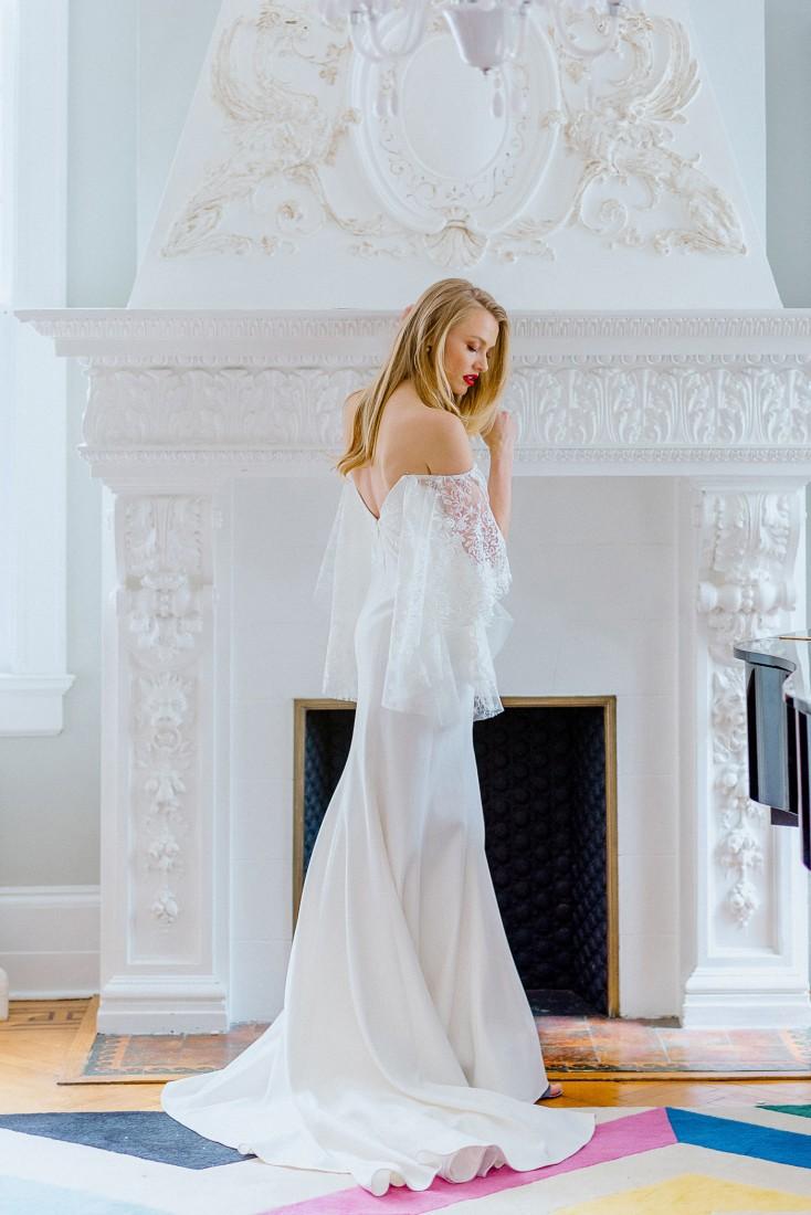 Catherine Kowalski Bridal 2020 photo by Brian David 1