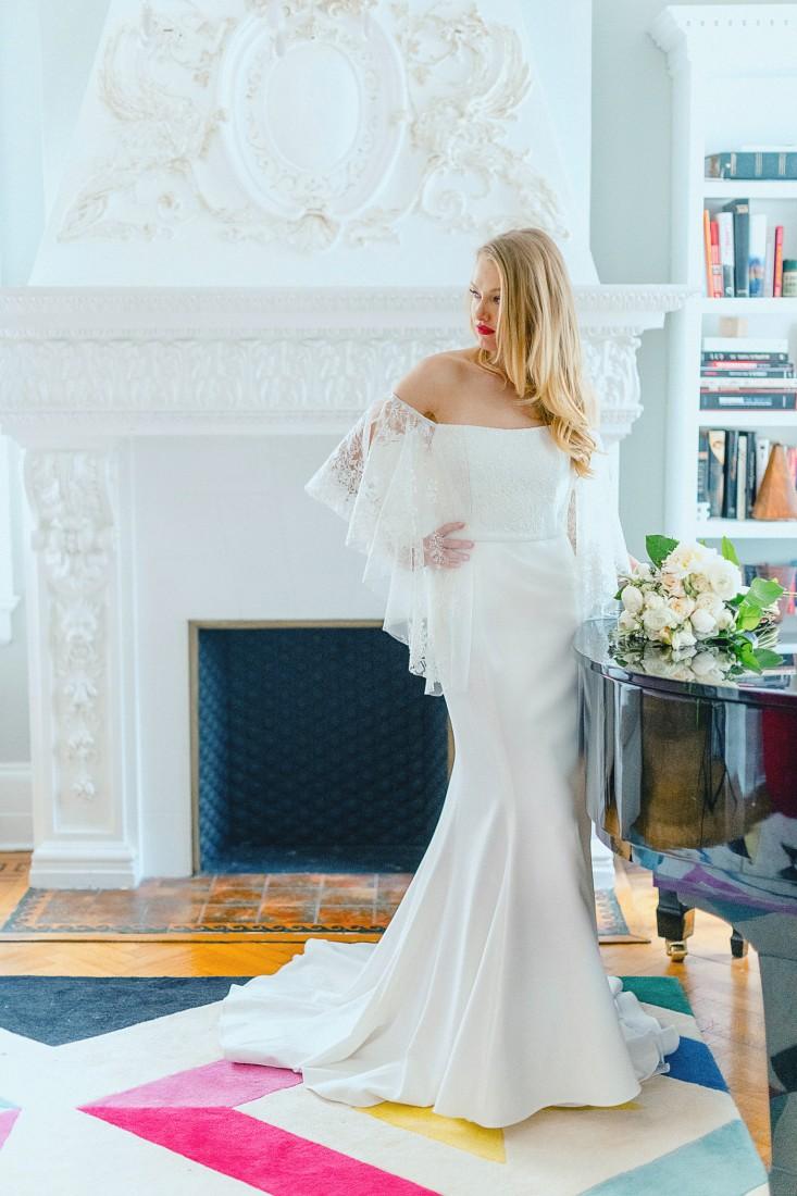 Catherine Kowalski Bridal 2020 photo by Brian David 3