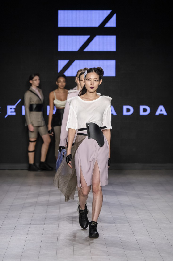 Cecile Haddad Vancouver SS2020 photo by IMAXTree 29
