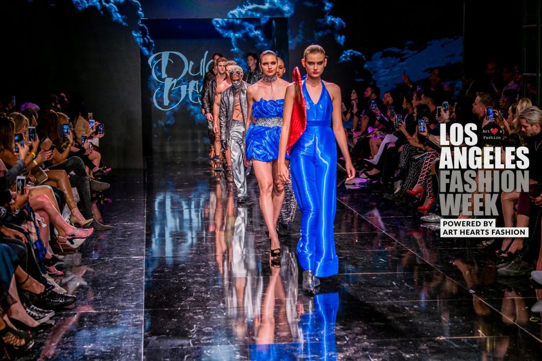 DULCE BESTIA LA FW Art Hearts Fashion SS2020 photos by Johnathan Sutton 31