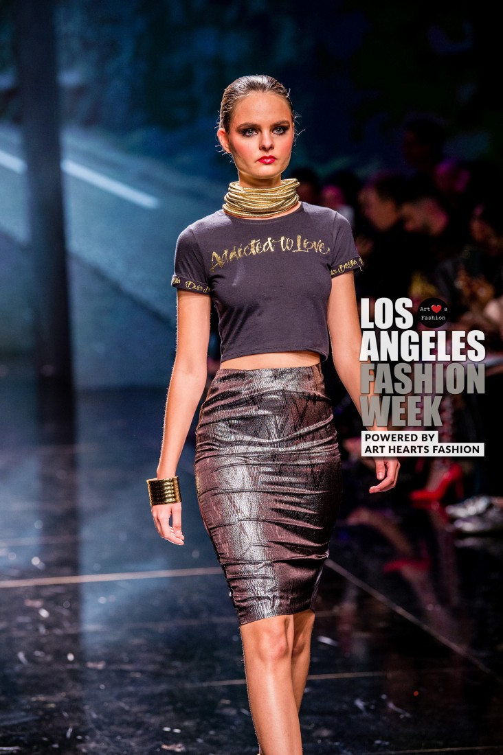 DULCE BESTIA LA FW Art Hearts Fashion SS2020 photos by Johnathan Sutton 4