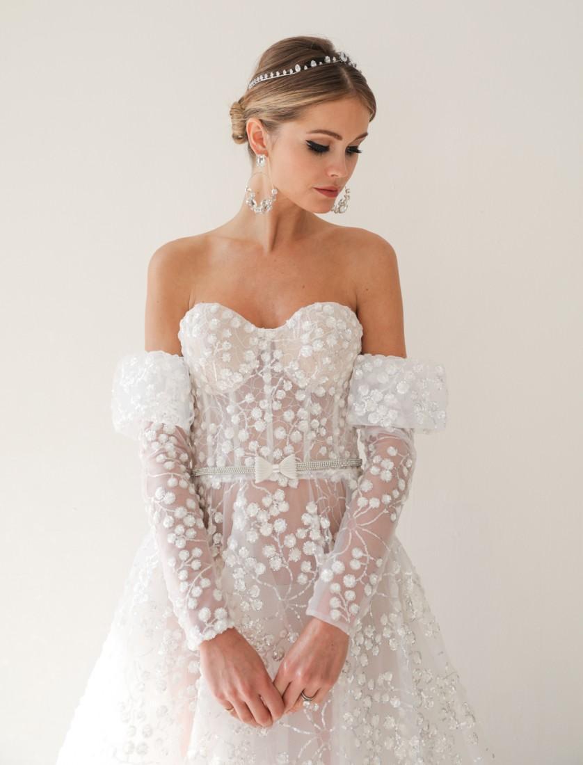 First Looks@ Julie Vino Group NYFW Bridal SS2020 photo by CJ Rivera 1
