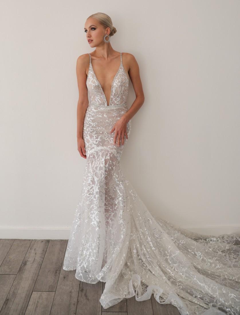 First Looks@ Julie Vino Group NYFW Bridal SS2020 photo by CJ Rivera 2