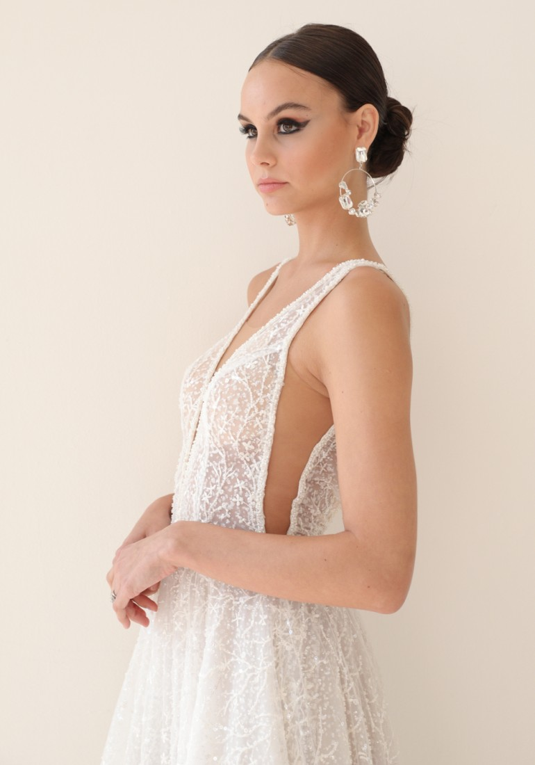 First Looks@ Julie Vino Group NYFW Bridal SS2020 photo by CJ Rivera 5