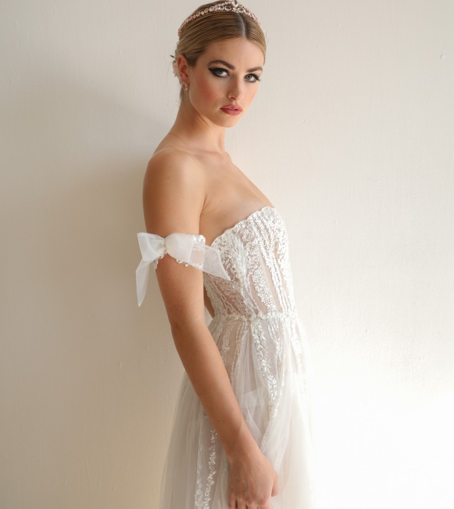 First Looks@ Julie Vino Group NYFW Bridal SS2020 photo by CJ Rivera 6
