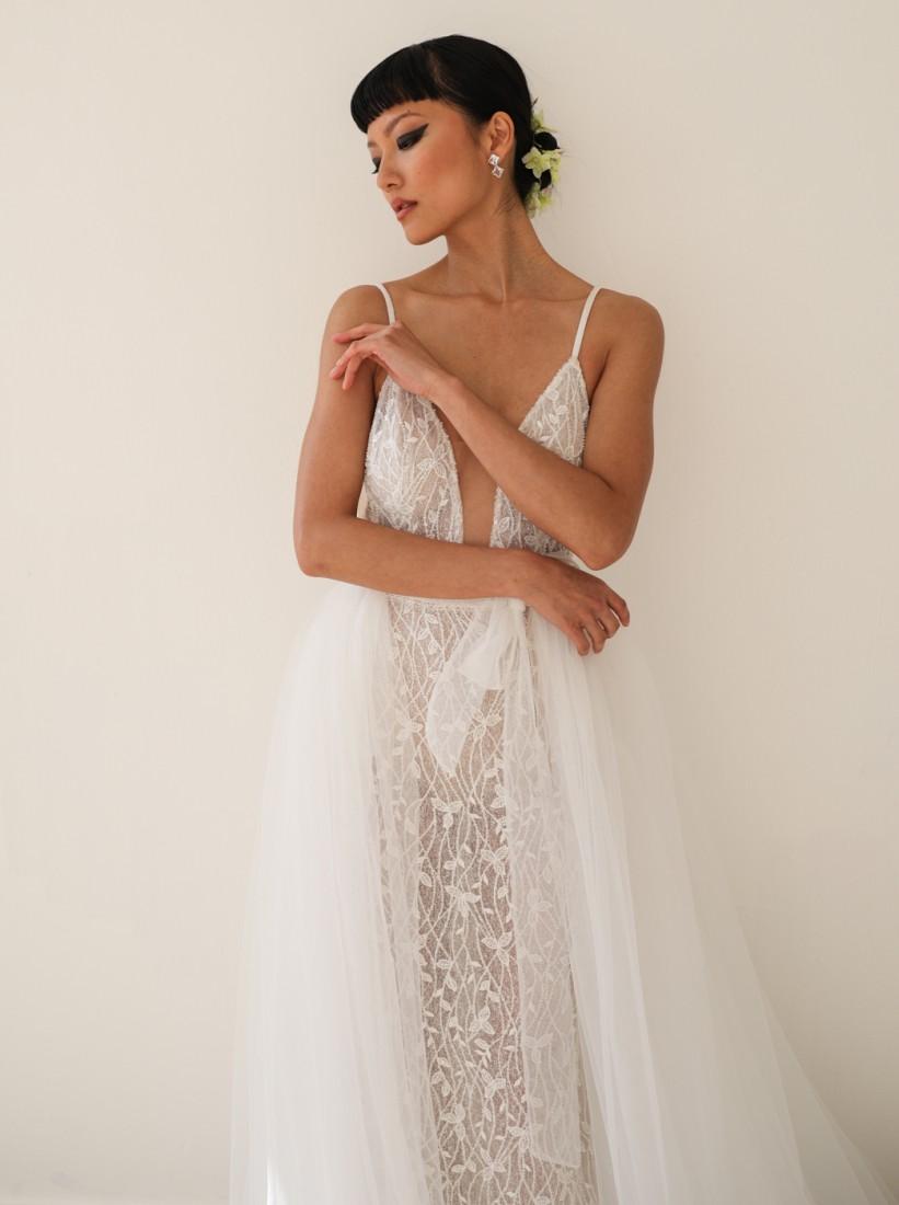 First Looks@ Julie Vino Group NYFW Bridal SS2020 photo by CJ Rivera 8