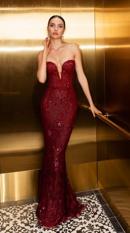 Julie Vino Gold 2020 Collection 7