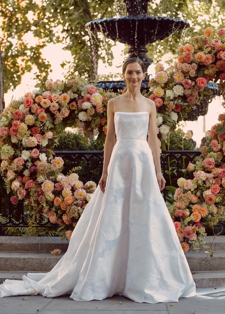 LELA ROSE NYFW BRIDAL FW2020 photo by NINA WESTERVELT 1