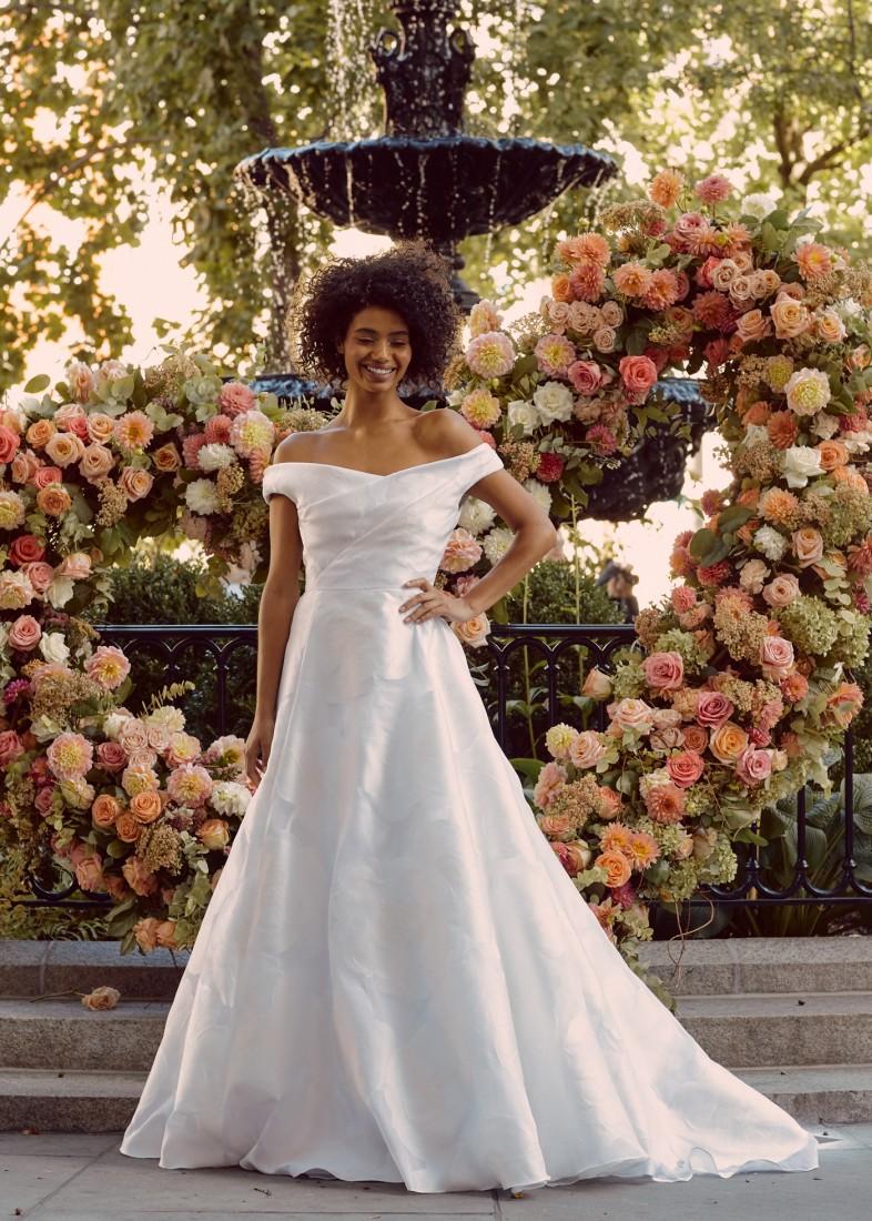LELA ROSE NYFW BRIDAL FW2020 photo by NINA WESTERVELT 2