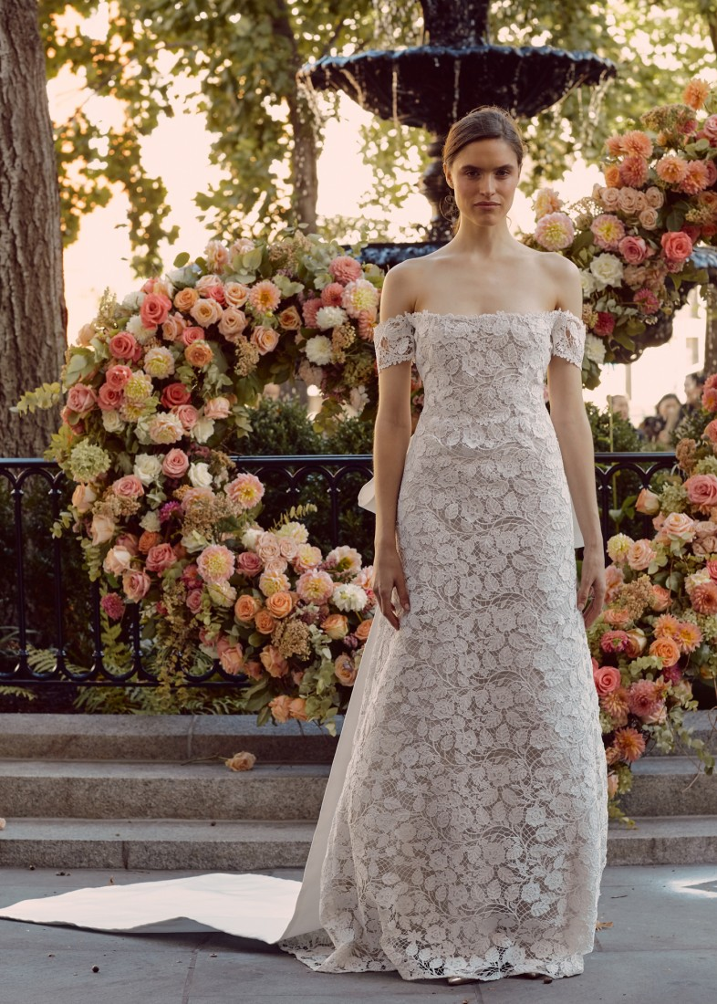 LELA ROSE NYFW BRIDAL FW2020 photo by NINA WESTERVELT 7