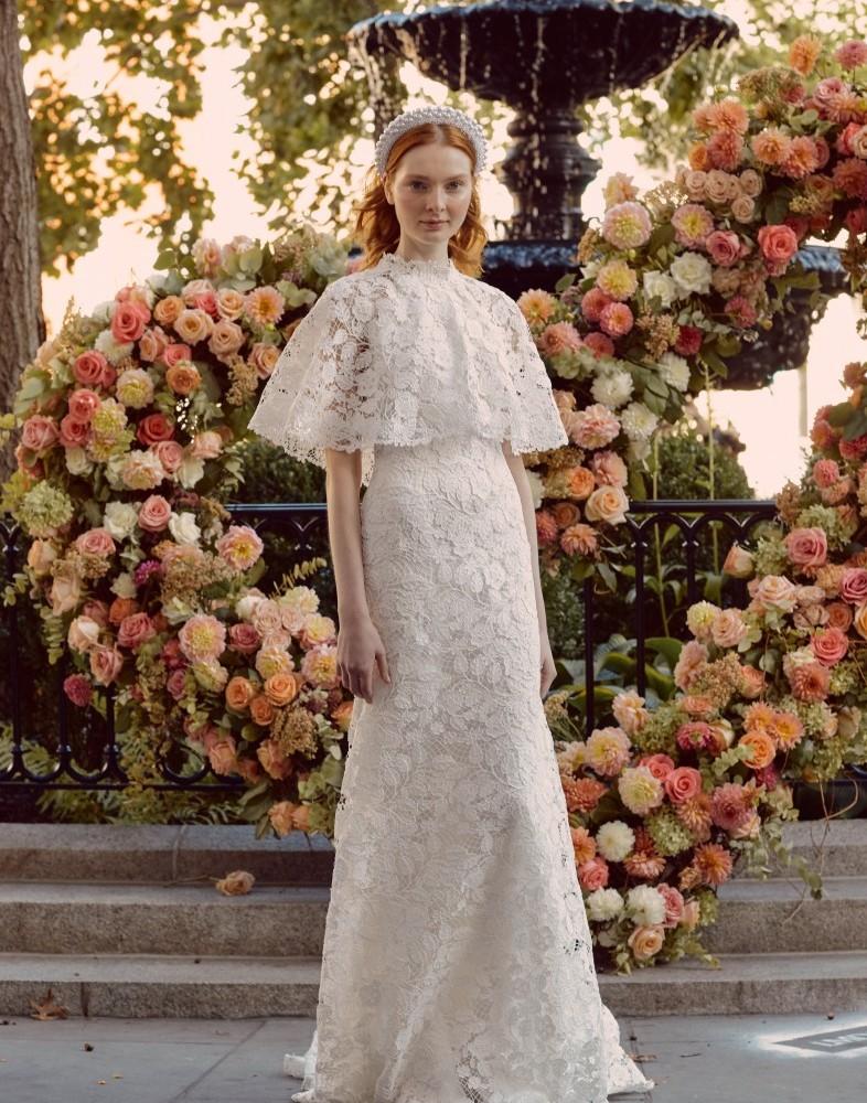 Lela Rose Bridal Fall 2020 The Jackson Square