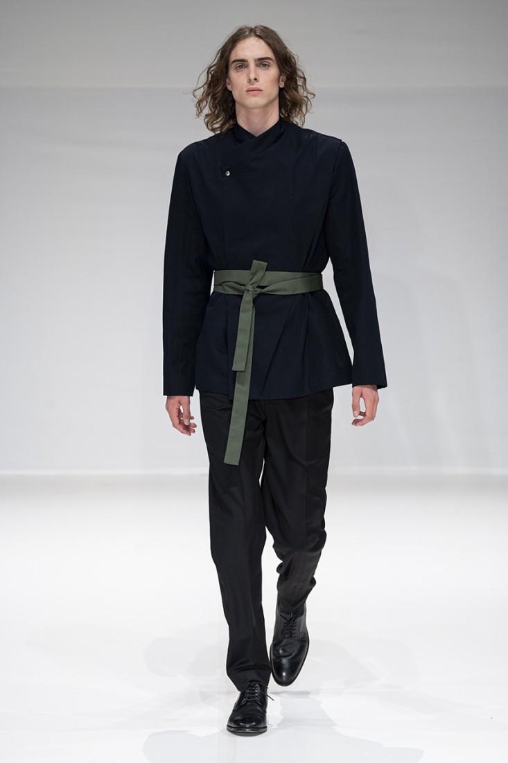 Leonie Mergen@Oxford Fashion Studio London SS2020 photo by IMAXTREE 2