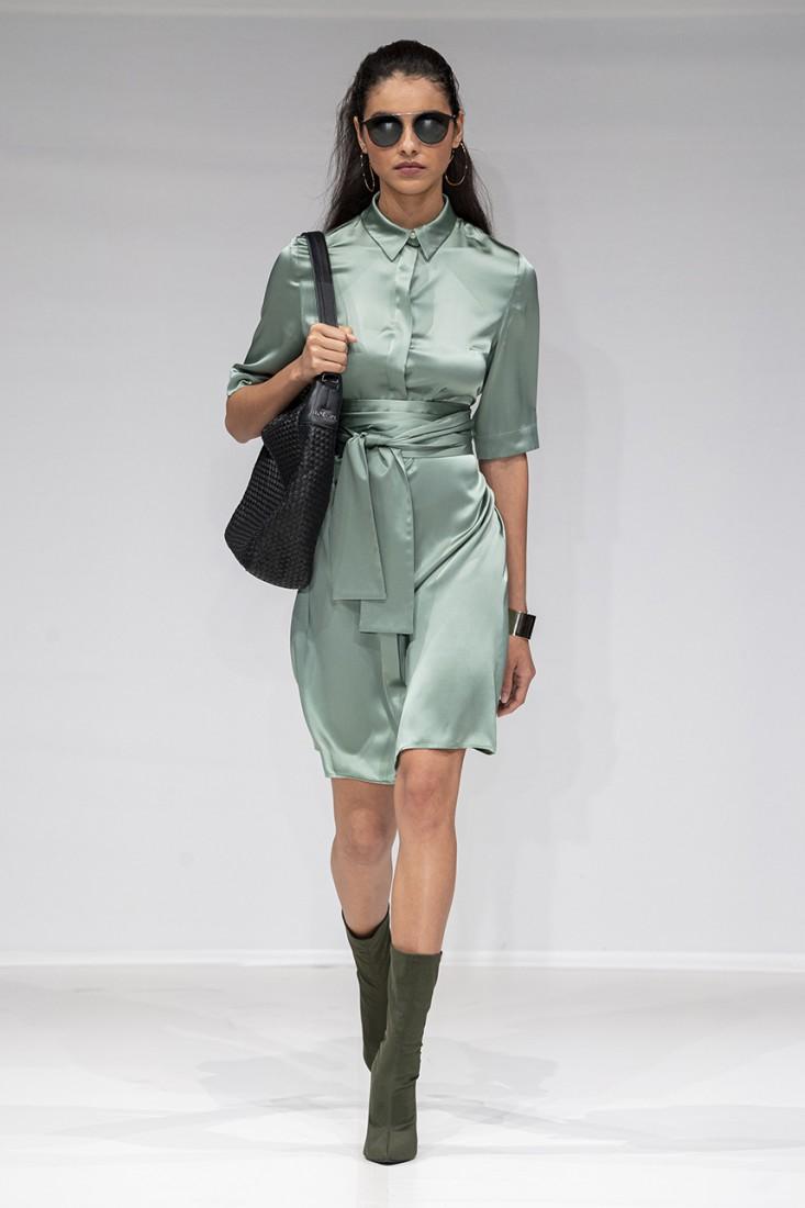 Leonie Mergen@Oxford Fashion Studio London SS2020 photo by IMAXTREE 7