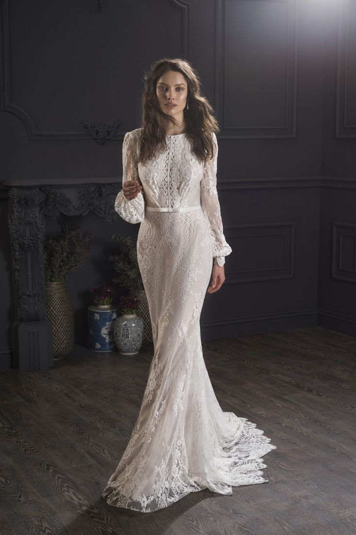 Lihi Hod Fall 2020 Bridal Collection 11