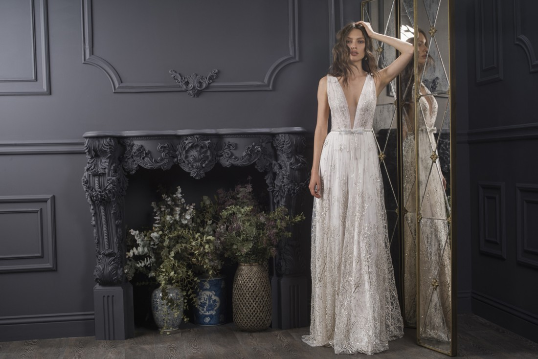 Lihi Hod Fall 2020 Bridal Collection 14