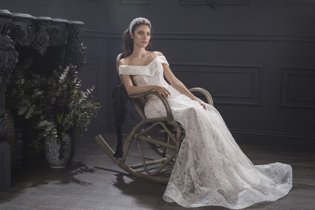 Lihi Hod Fall 2020 Bridal Collection 5