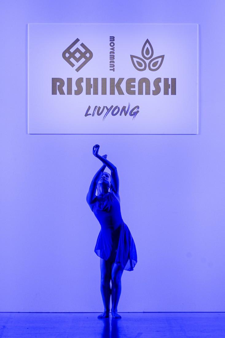 Liu Yong X Rishikensh NYFW SS2020 photos by IMAXTree 1