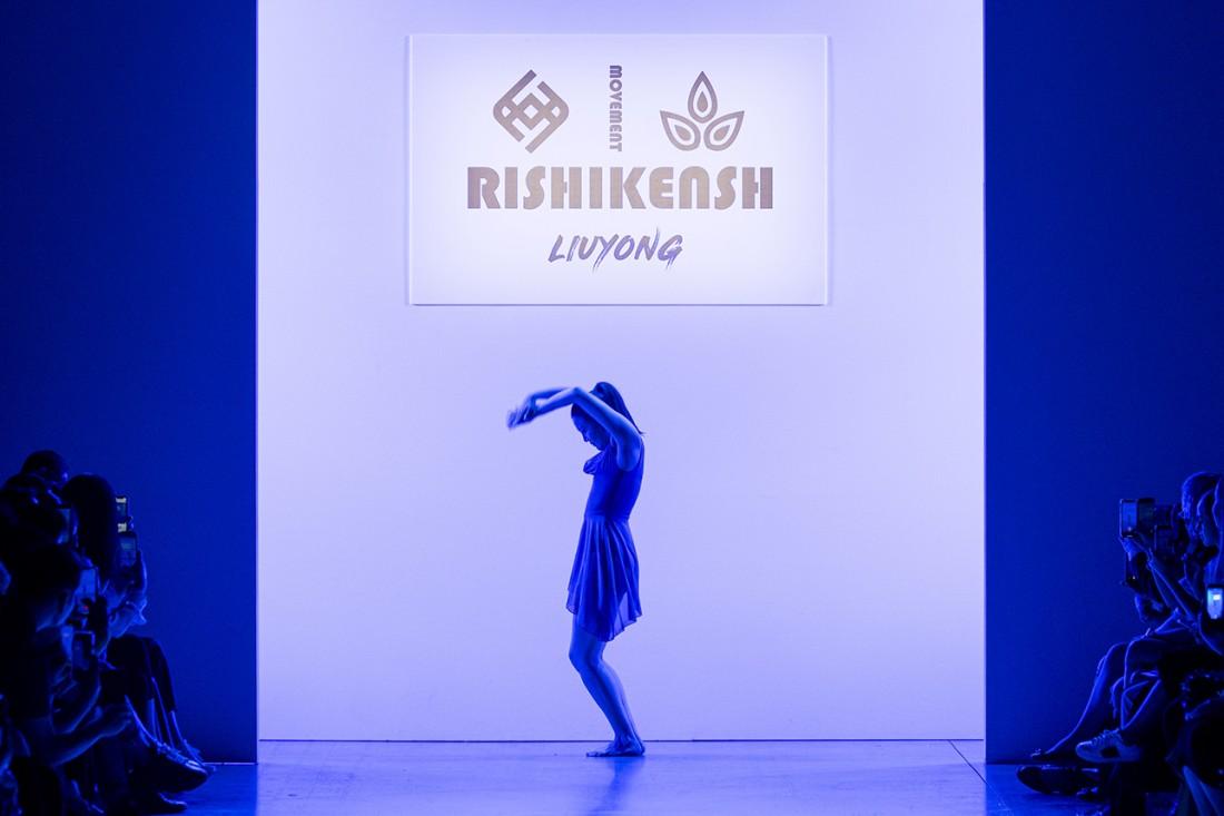 Liu Yong X Rishikensh NYFW SS2020 photos by IMAXTree 2