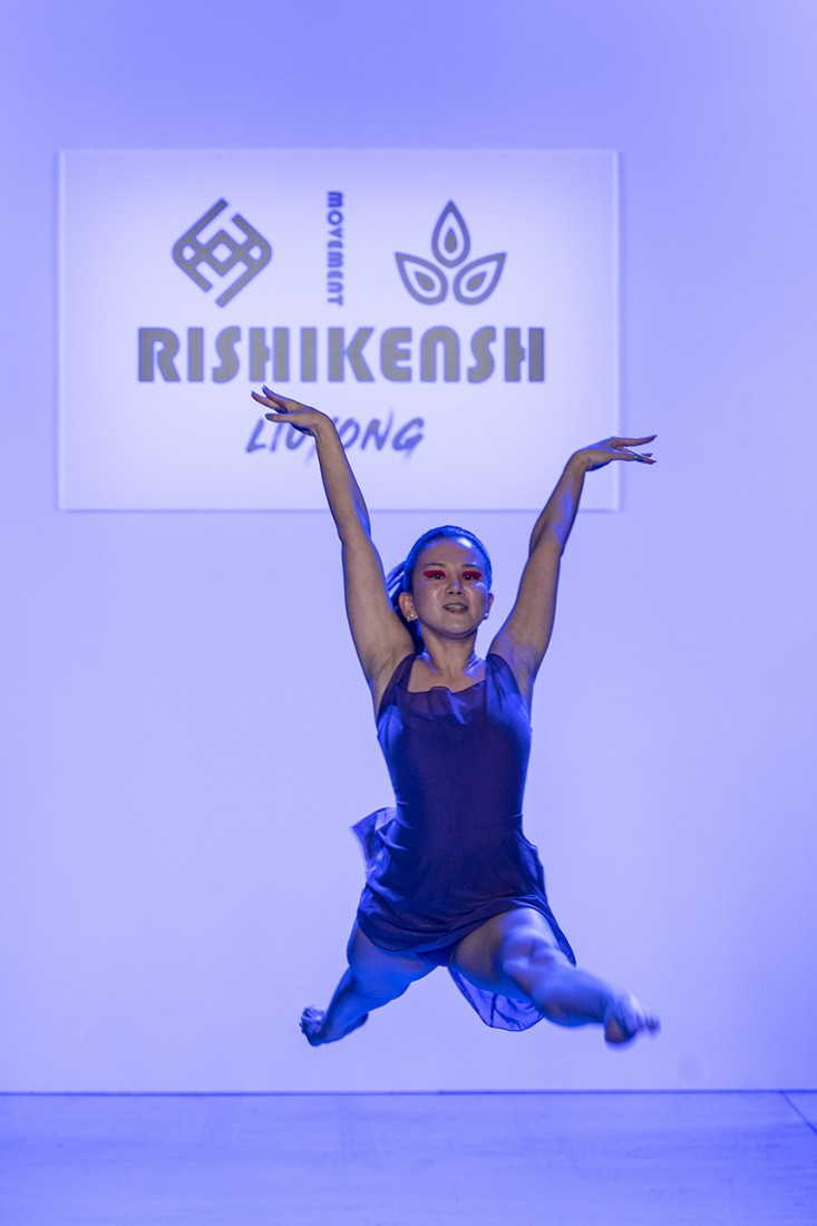 Liu Yong X Rishikensh NYFW SS2020 photos by IMAXTree 3