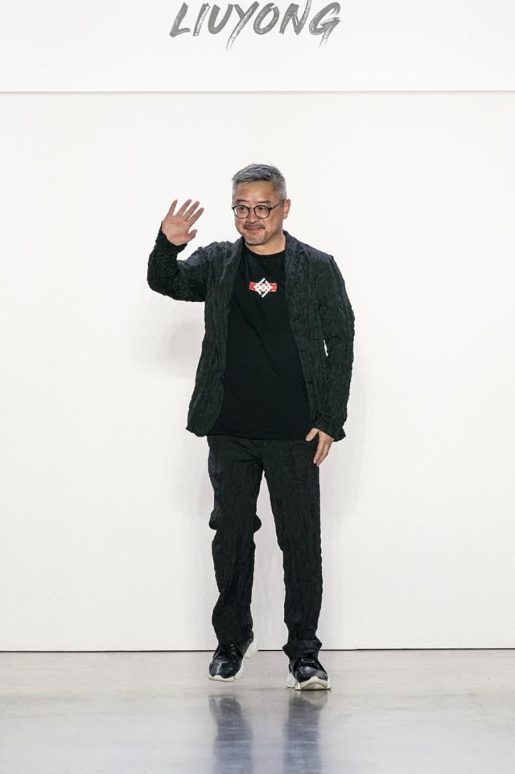 Liu Yong X Rishikensh NYFW SS2020 photos by IMAXTree 63