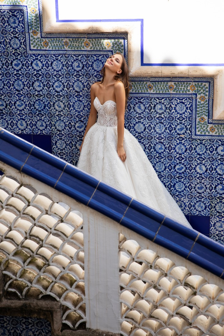 Pronovias and Kleinfeld Reveal 2020 Capsule Collection 13