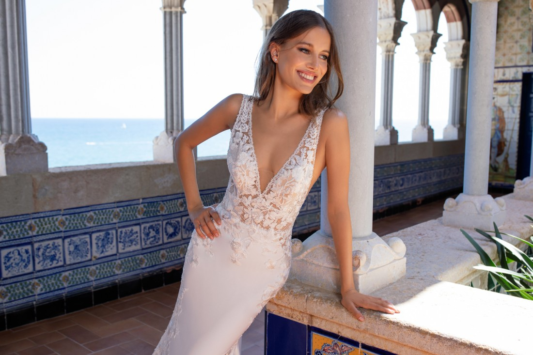 Pronovias and Kleinfeld Reveal 2020 Capsule Collection 23