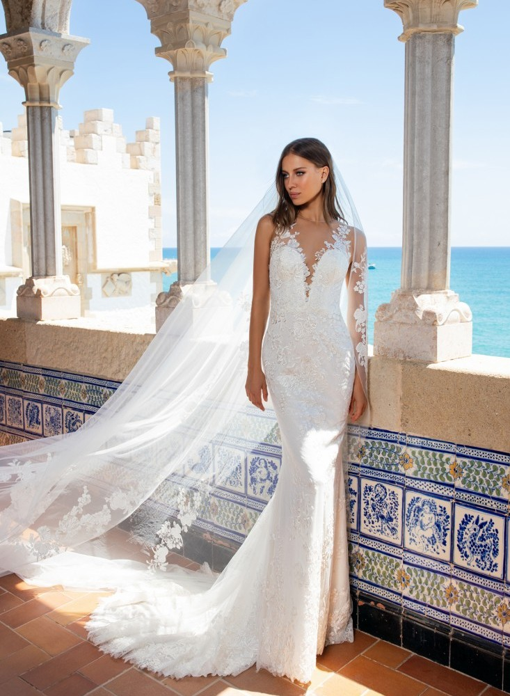 Pronovias and Kleinfeld Reveal 2020 Capsule Collection 5