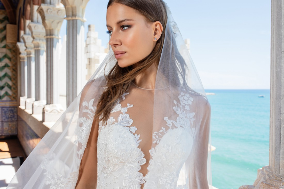 Pronovias and Kleinfeld Reveal 2020 Capsule Collection 9