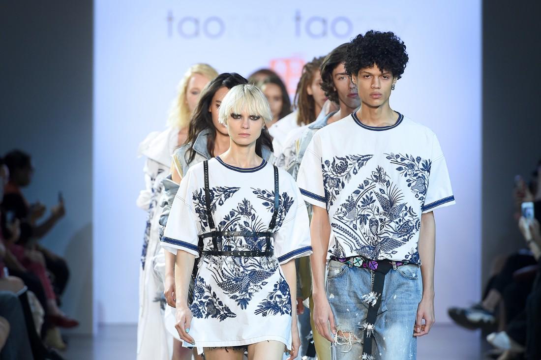 Taoray Taoray NYFW SS2020 photo by Yuchen Liao Getty Images 77