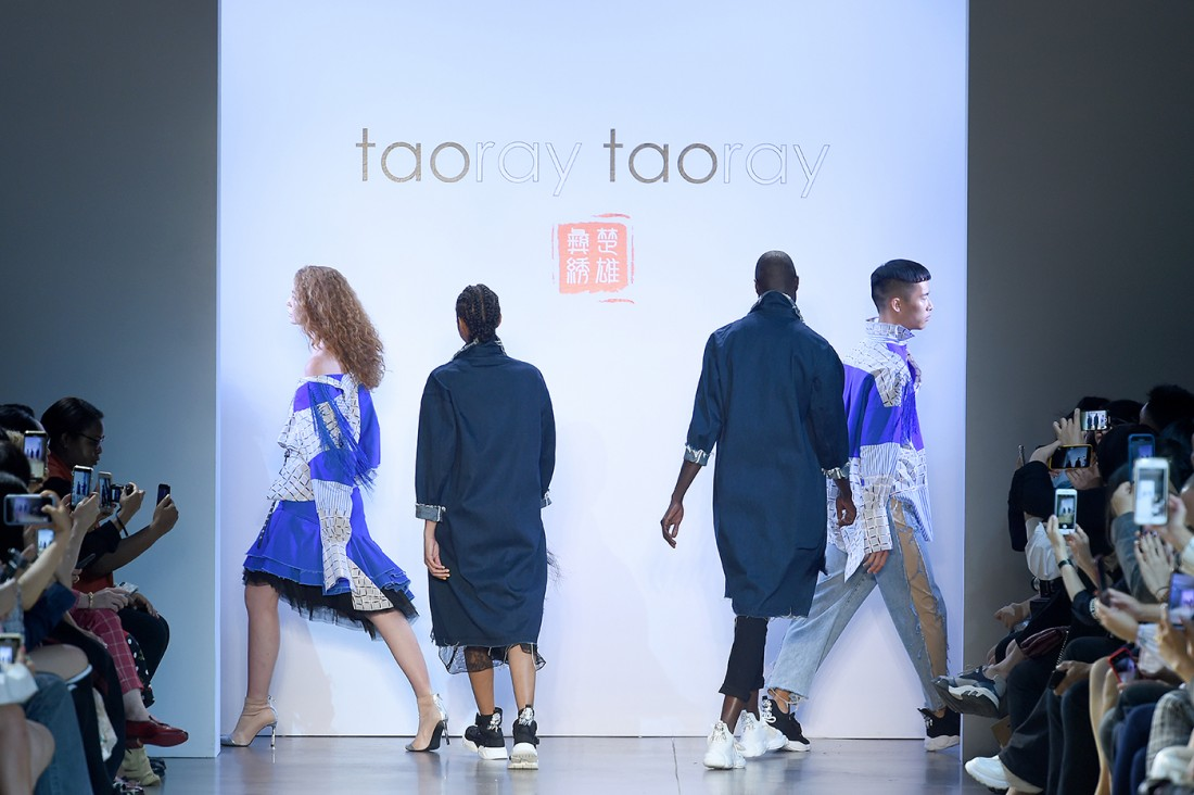 Taoray Taoray NYFW SS2020 photo by Yuchen Liao Getty Images 83