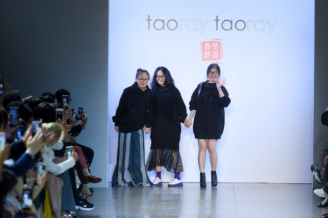 Taoray Taoray NYFW SS2020 photo by Yuchen Liao Getty Images 84