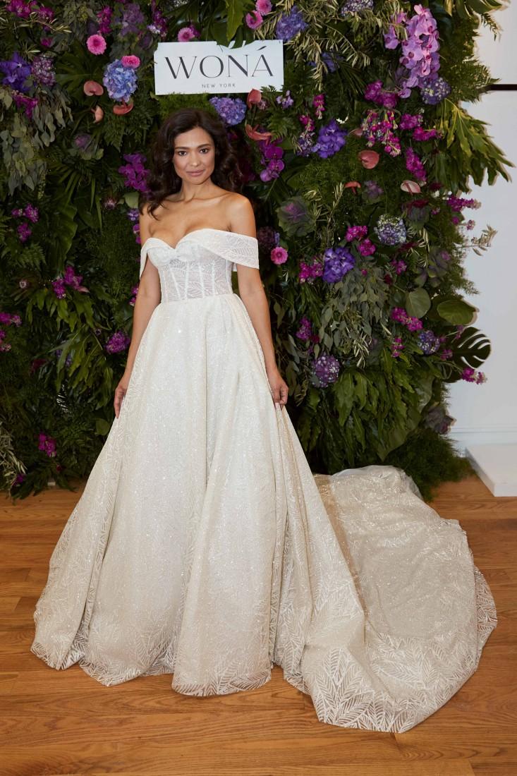 WONÁ Bridal presents Fall 2020 at NYBFW 10