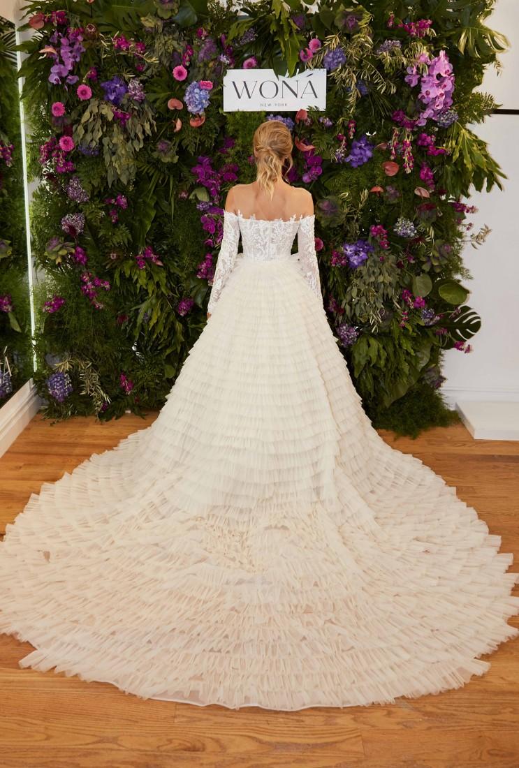 WONÁ Bridal presents Fall 2020 at NYBFW 15