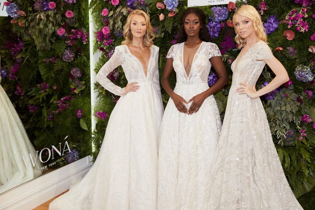 WONÁ Bridal presents Fall 2020 at NYBFW 5