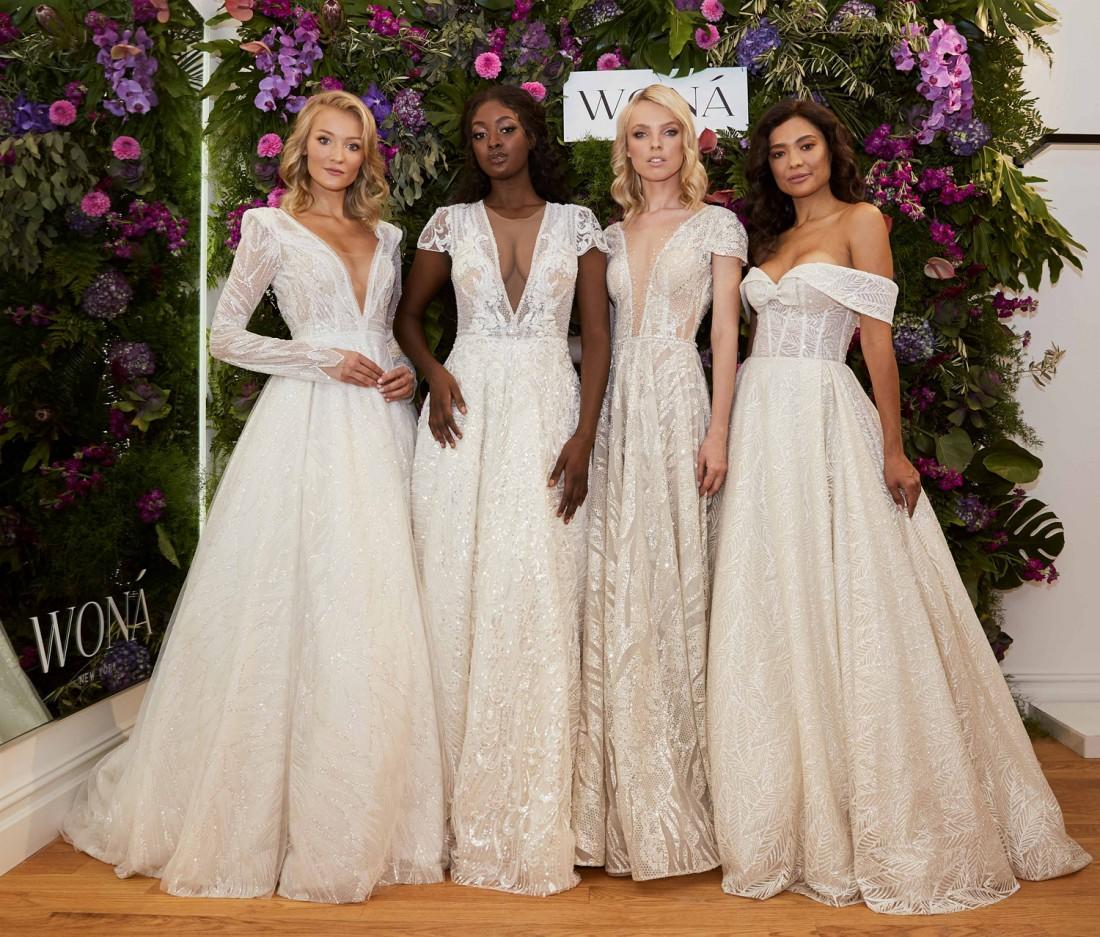 WONÁ Bridal presents Fall 2020 at NYBFW 8