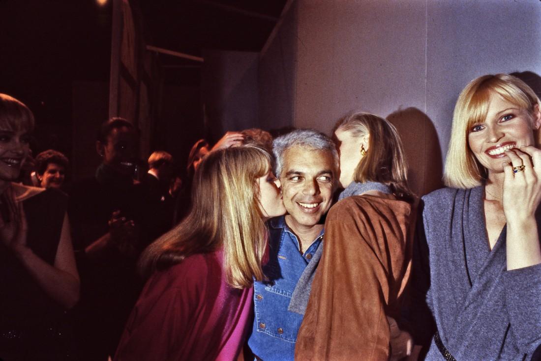 Benson RalphLauren.Models.Kiss