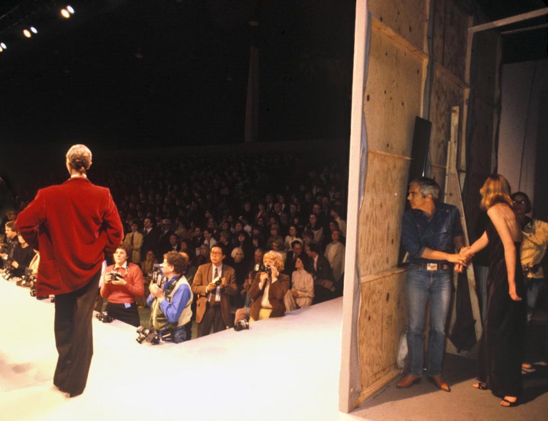 Benson RalphLauren.Runway.Backstage